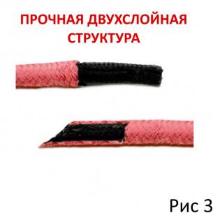 "Веревка двухслойная ""Rope Saotome Red"""