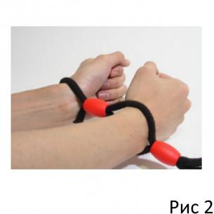 "Веревка для шибари ""Rope Linked Bonds 80cm"""