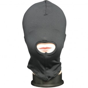 "Маска на голову ""Black Mask Mouth Hole"""