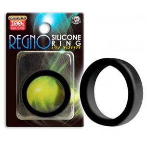 "Эрекционное кольцо ""REGNO Silicone Ring BLACK"""