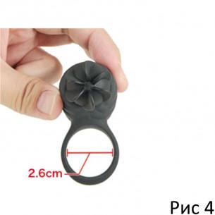 Кольцо с вращением ''Pretty Love Ring Screw''