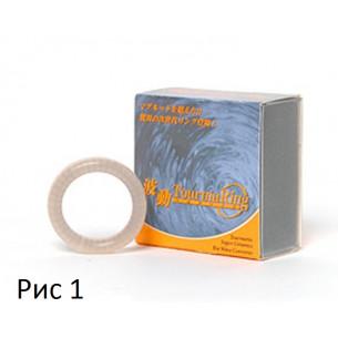 "Кольцо с турмалином ""Wave Tourmaline Ring LSize"""