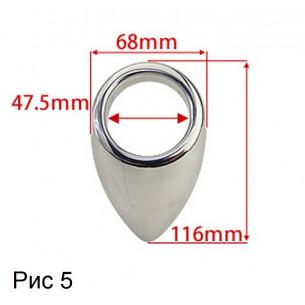 """Эрекционное кольцо """"Tiadoroppu Cock Ring M"""""""