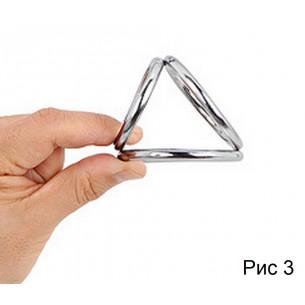"Тройное кольцо на член ""Triple Kokkuringu L size"""