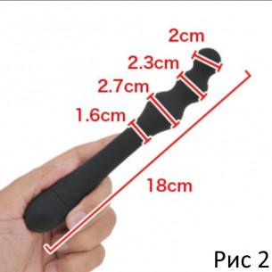 Вибратор ''Point Stick G Black''