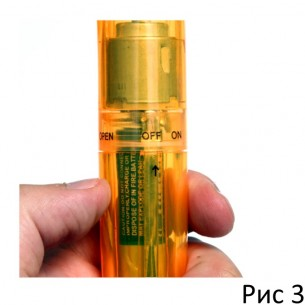 Стимулятор точки G ''Moraru G Orange''