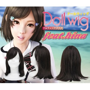 """Парик """"Doll Wig Hina"""""""