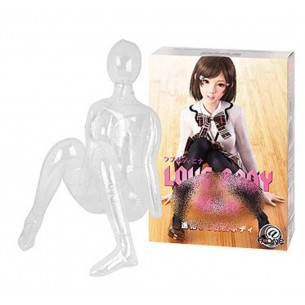 "Секс кукла надувная ""Love Body Hina"""