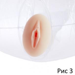 "Подушка для мастурбации ""Insert Hug Pillow Body"""