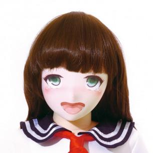 "Маска лицо лица ""Angel Doll Mask Face6"""