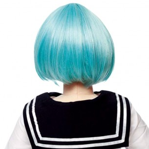 "Парик голубой ""Angel Doll Long Blue Wig"""