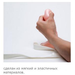 "Фаллопротез на ремнях ""Erotic Partner Small"""