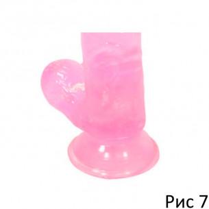 """Фаллоимитатор """"Michinoku Riaju S Pink"""""""