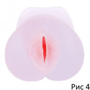 Мастурбатор вагина '' O.M.P. Rina Cristal HARD''