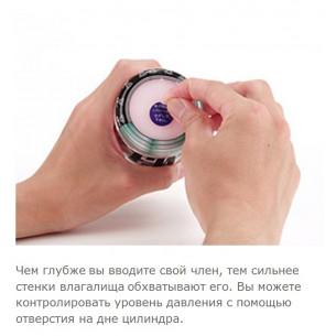"""Мастурбатор чашка """"Future M No.3"""""""
