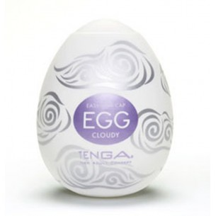 "Мастурбатор яйцо ""TENGA Egg Cloudy"""