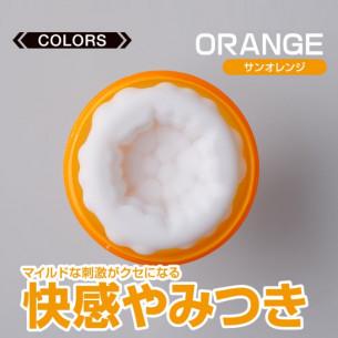 "Мини мастурбатор ""GM Orange"""