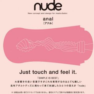 """Мастурбатор чашка """"Nude Anal"""""""