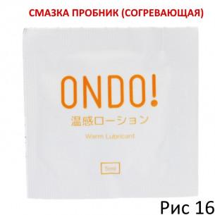 Мастурбатор чашка с нагревателем ''ONDO! MUUN+''
