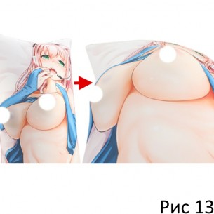"Накладная грудь ""Soft Tits For Air Pillow"""